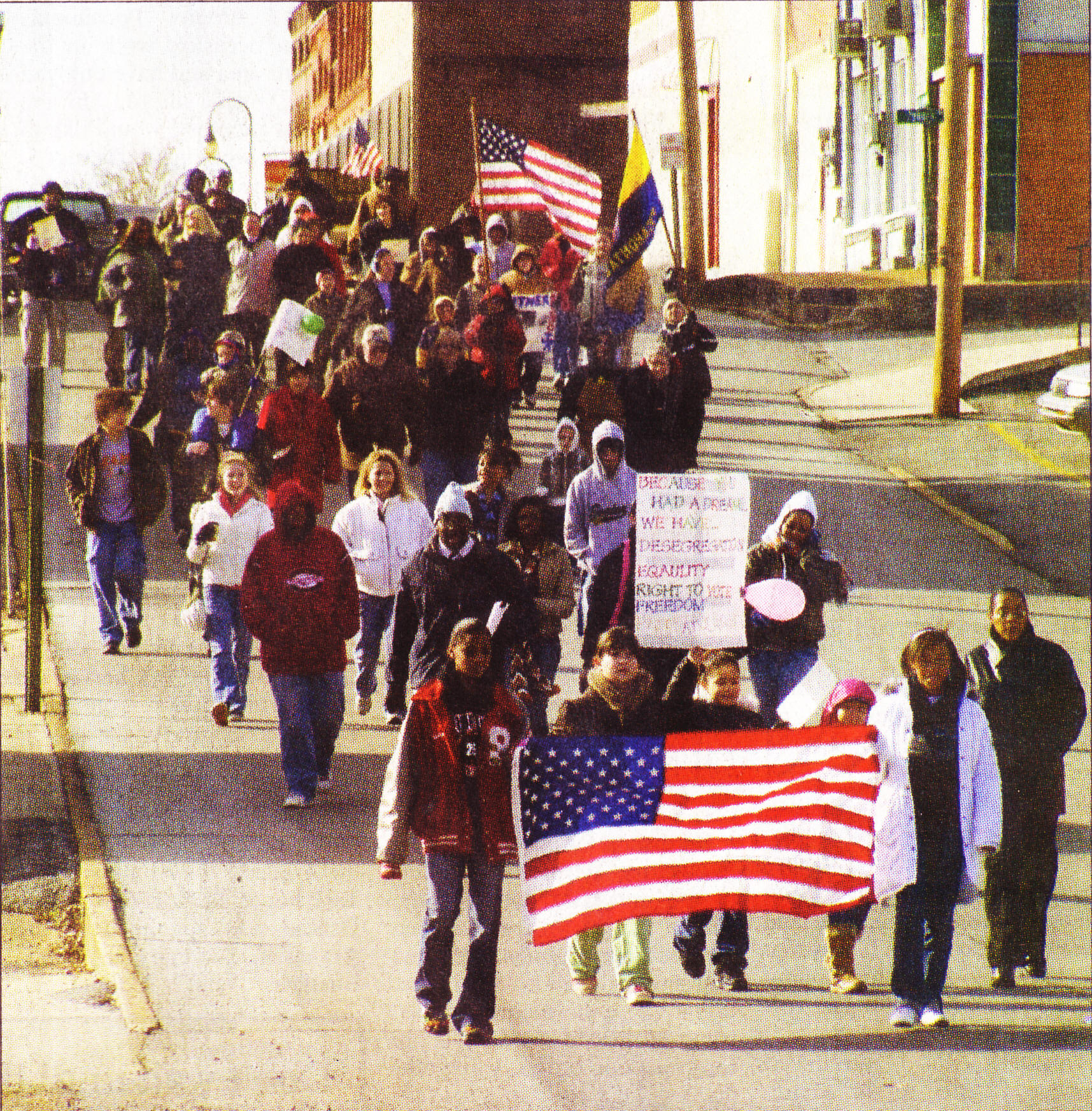 2008 Martin Luther King Day March