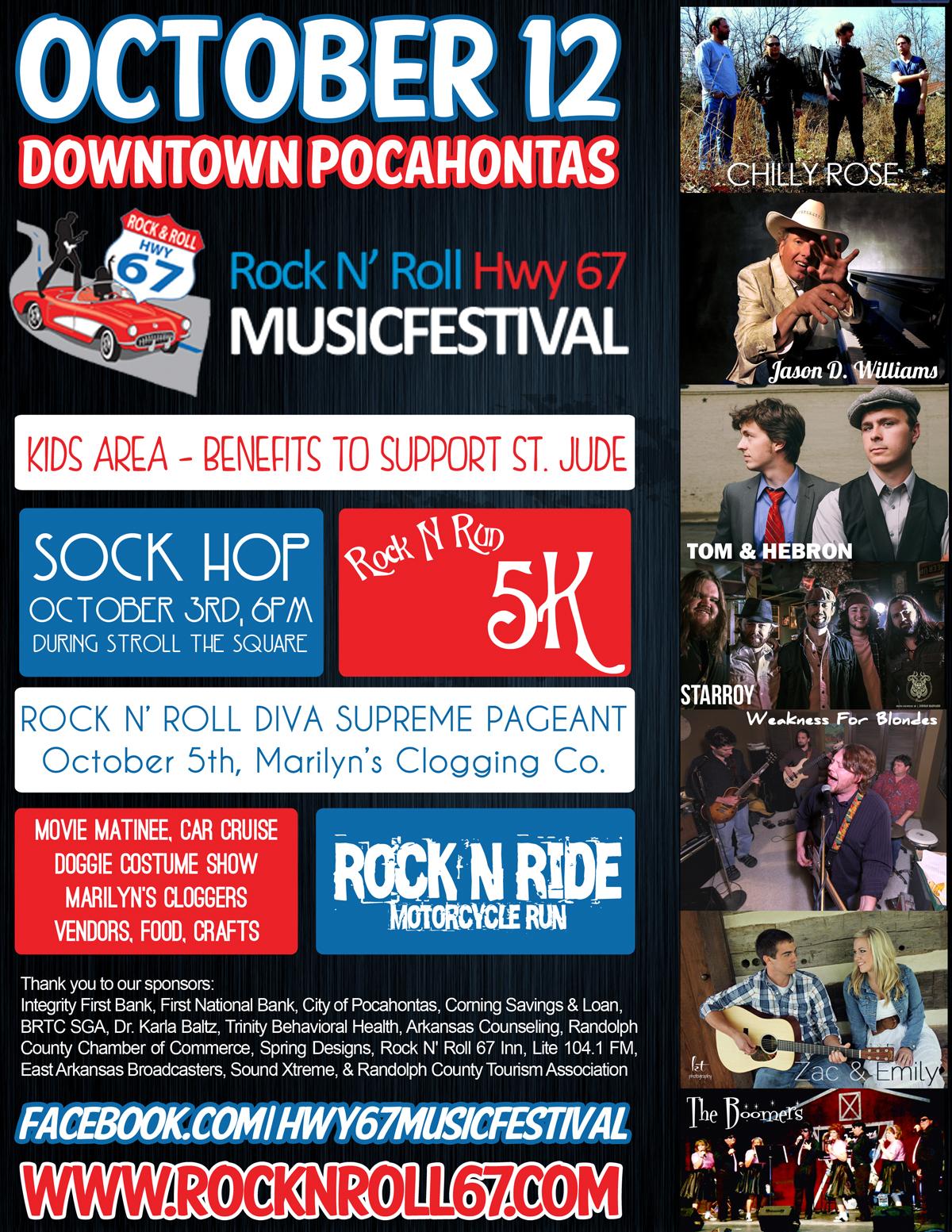 Rock N' Roll Festival